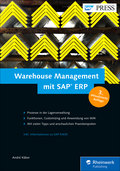 Cover von Warehouse Management mit SAP ERP