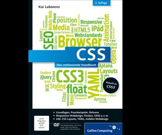 Cover von CSS