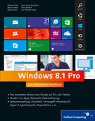 Cover von Windows 8.1 Pro