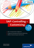 Cover von SAP-Controlling – Customizing