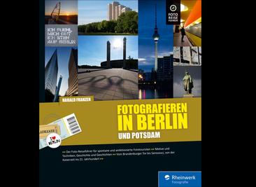 Cover von Fotografieren in Berlin und Potsdam