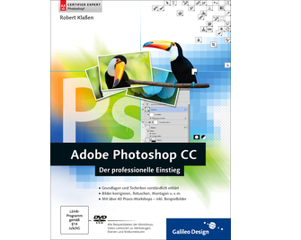 Cover von Adobe Photoshop CC