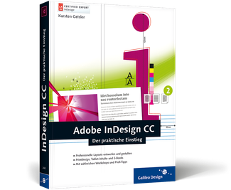 Cover von Adobe InDesign CC
