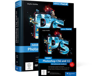 Cover von Adobe Photoshop CS6 und CC