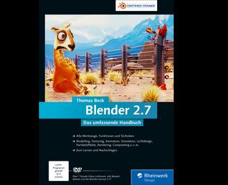 Cover von Blender 2.7