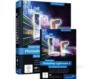 Cover von Photoshop Lightroom 5