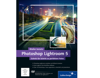 Cover von Photoshop Lightroom 5
