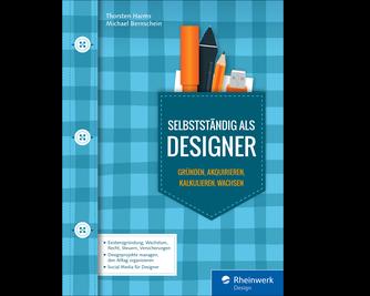 Cover von Selbstständig als Designer