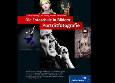 Cover von Die Fotoschule in Bildern. Porträtfotografie