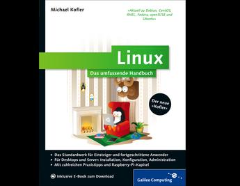 Cover von Linux