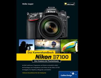 Cover von Nikon D7100. Das Kamerahandbuch