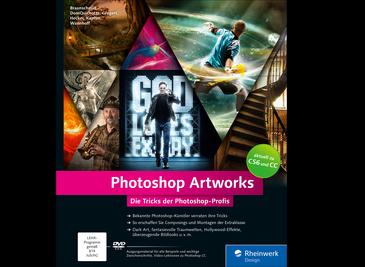 Cover von Photoshop Artworks