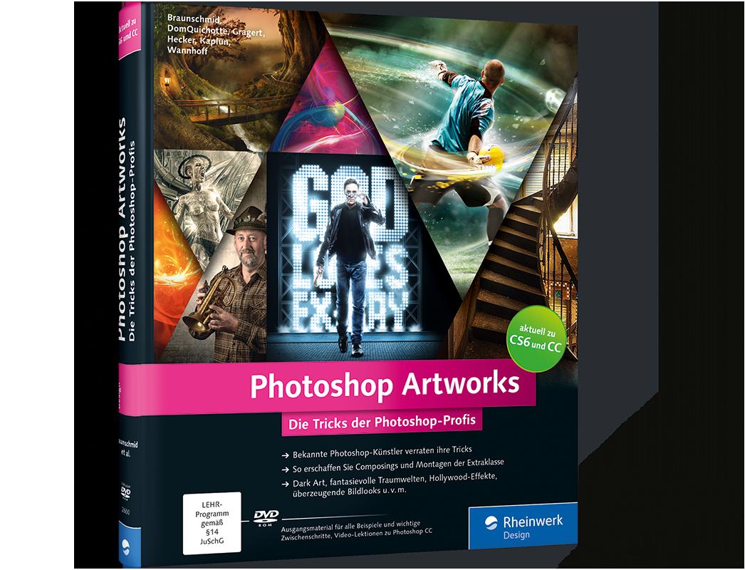 Die Tricks der Photoshop-Profis 2 - Designer in Action