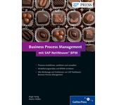 Cover von Business Process Management mit SAP NetWeaver BPM