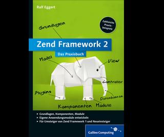 Cover von Zend Framework 2