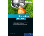 Cover von Disposition mit SAP
