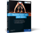 Cover von Business Cases mit SAP HANA