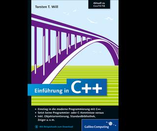 Cover von Einführung in C++