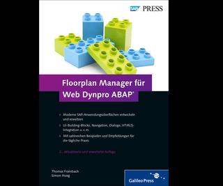 Cover von Floorplan Manager für Web Dynpro ABAP