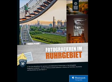 Cover von Fotografieren im Ruhrgebiet