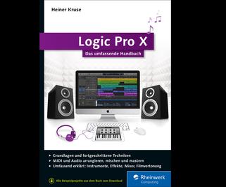 Cover von Logic Pro X