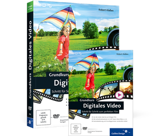 Cover von Grundkurs Digitales Video