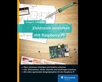 Cover von Elektronik verstehen mit Raspberry Pi