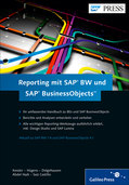 Cover von Reporting mit SAP BW und SAP BusinessObjects