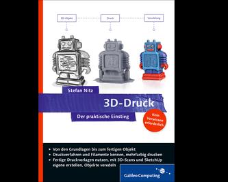 Cover von 3D-Druck