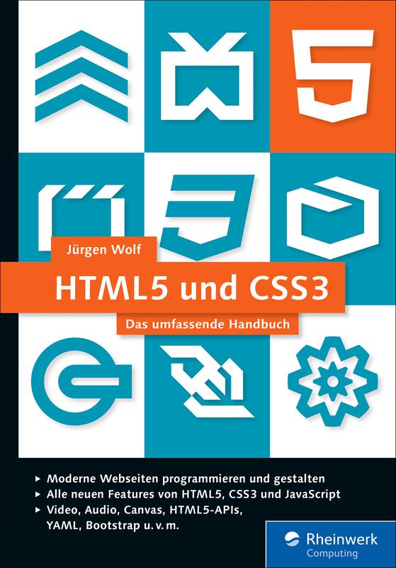 Das neue standardwerk zu html5 und css3 rheinwerk verlag for Table design html5 css3