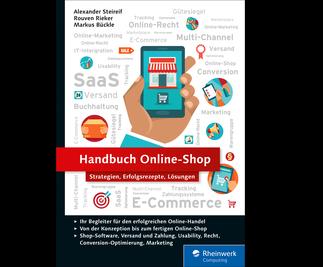 Cover von Handbuch Online-Shop