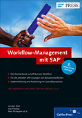 Cover von Workflow-Management mit SAP