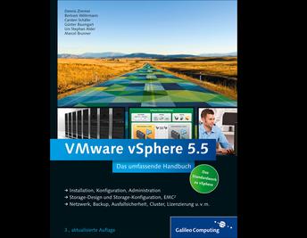 Cover von VMware vSphere 5.5