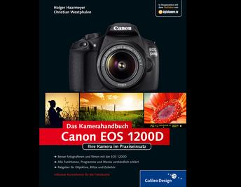 Cover von Canon EOS 1200D. Das Kamerahandbuch