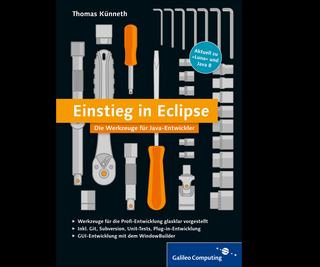 Cover von Einstieg in Eclipse