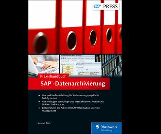 Cover von Praxishandbuch SAP-Datenarchivierung
