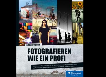 Cover von Fotografieren wie ein Profi