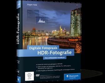 Buch HDR Fotografie Lightroom