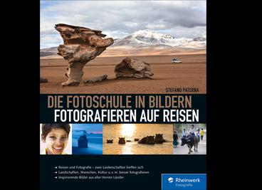 Cover von Die Fotoschule in Bildern. Fotografieren auf Reisen