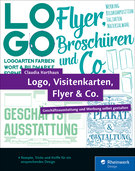 Cover von Logo, Visitenkarten, Flyer & Co.