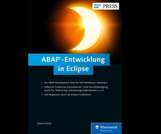 Cover von ABAP-Entwicklung in Eclipse