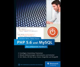 Cover von PHP 5.6 und MySQL