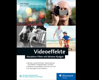 Cover von Videoeffekte