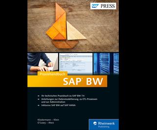 Cover von Praxishandbuch SAP BW