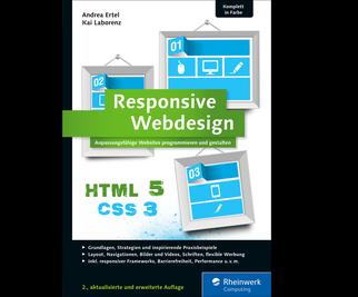 Cover von Responsive Webdesign