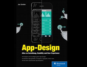 Cover von App-Design