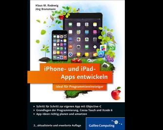 Cover von iPhone- und iPad-Apps entwickeln