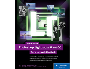 Cover von Photoshop Lightroom 6 und CC