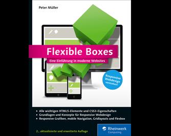 Cover von Flexible Boxes