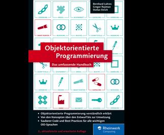 Cover von Objektorientierte Programmierung